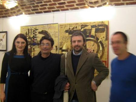 Rosanna Guida, Biagio Cepollaro, Paolo Zublena, Filippo Monico